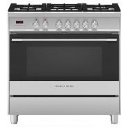Fisher & Paykel – OR90SCG1X1 – 90cm Freestanding Dual Fuel Cooker