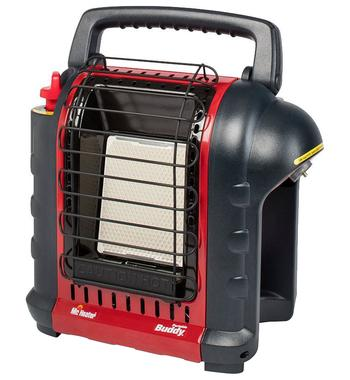 Mr Heater F232070 Portable Buddy Heater