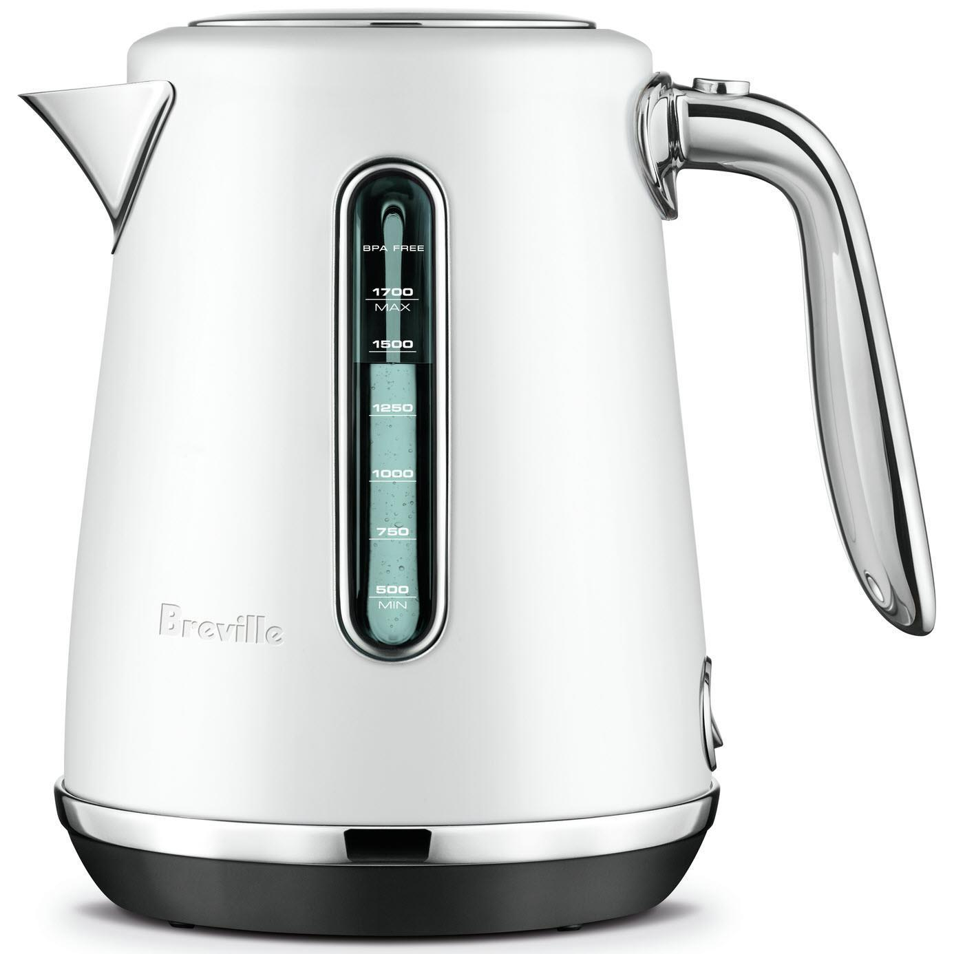 Breville BKE735 the Soft Top Luxe Kettle (Sea Salt)