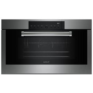 WOLF 76cm E Series Professional Convection Steam Oven ICBCSO30PESPH