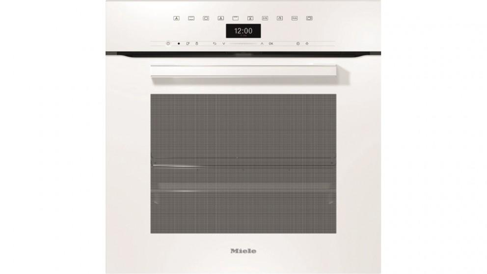 Miele H 7464 BP 600mm Pyrolytic Oven – Brilliant White