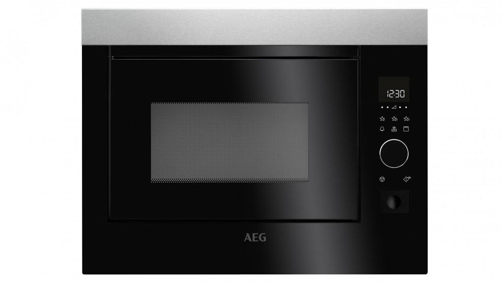 AEG 46cm Built in Microwave with Grill