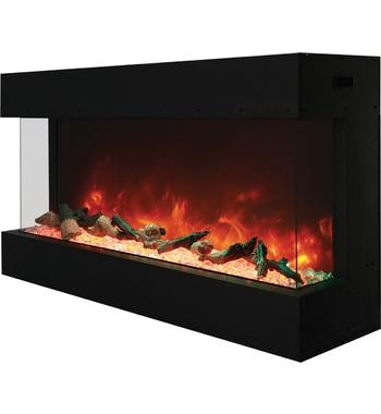 Amantii 40-TRU-VIEW-XL Electric Built-In Fireplace