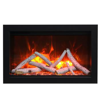 Amantii TRD-26 26″ Electric Fireplace Insert