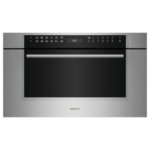 WOLF 45cm M Series Compact Transitional Speed Oven ICBSPO30TMSTH