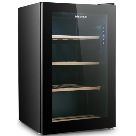 Hisense HR6WC30 30 Bottle Wine Fridge