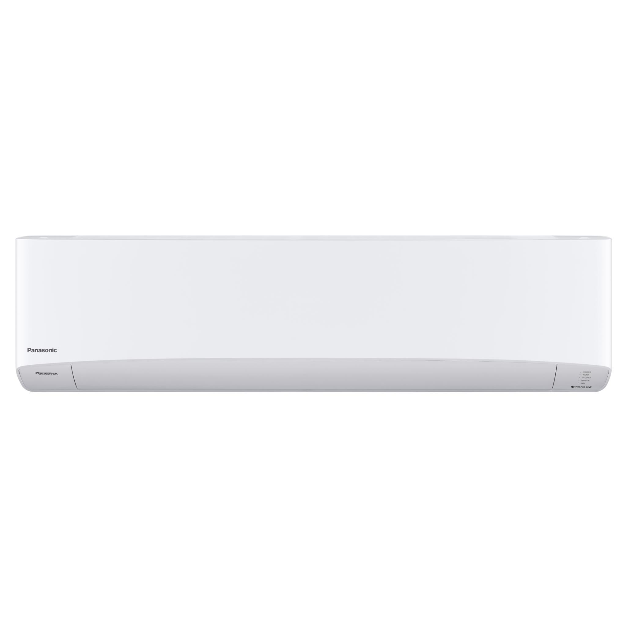 Panasonic C7.1kW H8.0kW Reverse Cycle Split System & Air Purifier