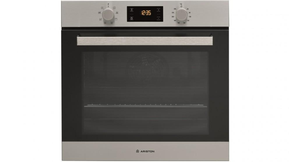 Ariston 600mm Multi-Function Built-in Oven with Diamond Cleaning