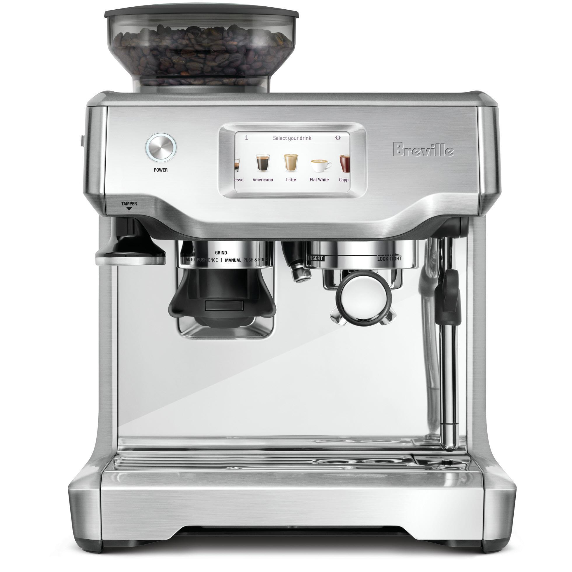 Breville the Barista Touch Coffee Machine