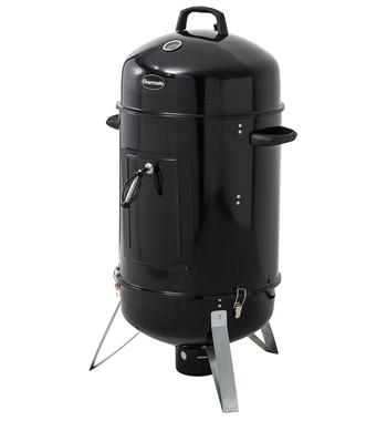 Charmate CBQ2007 470mm Lawson Smoker and BBQ Charcoal Fuel Smoker