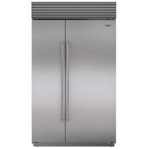Sub-Zero 879L Integrated Side by Side Fridge with Internal Dispenser ICBBI48SIDSPH