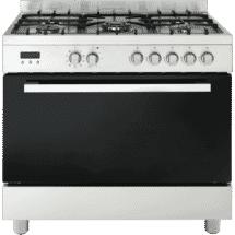 InAlto 90cm Dual Fuel Upright Cooker