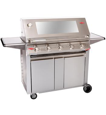 Beefeater BS19350 Signature 3000S 5 Burner Mobile LPG BBQ