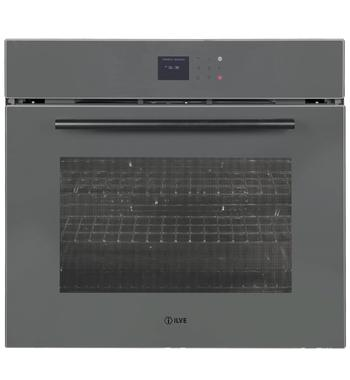 ILVE 76cm Pyrolytic Electric Built-in Oven 760SPYTCGV
