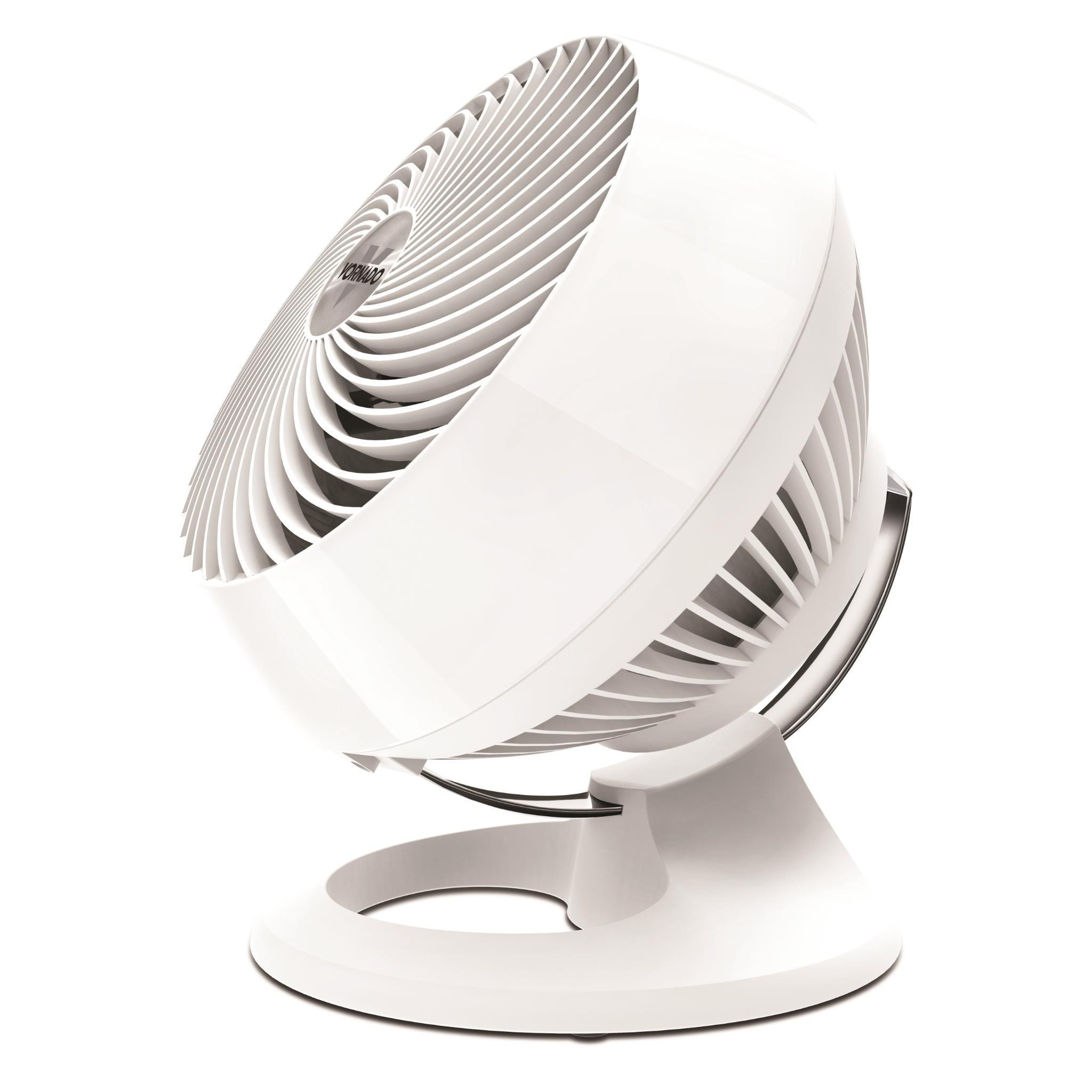 Vornado 660 Air Circulator Floor Fan (White)