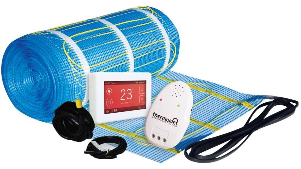Thermogroup Thermonet 2.5 Sqm Undertile Heating Kit with Dual Thermostat