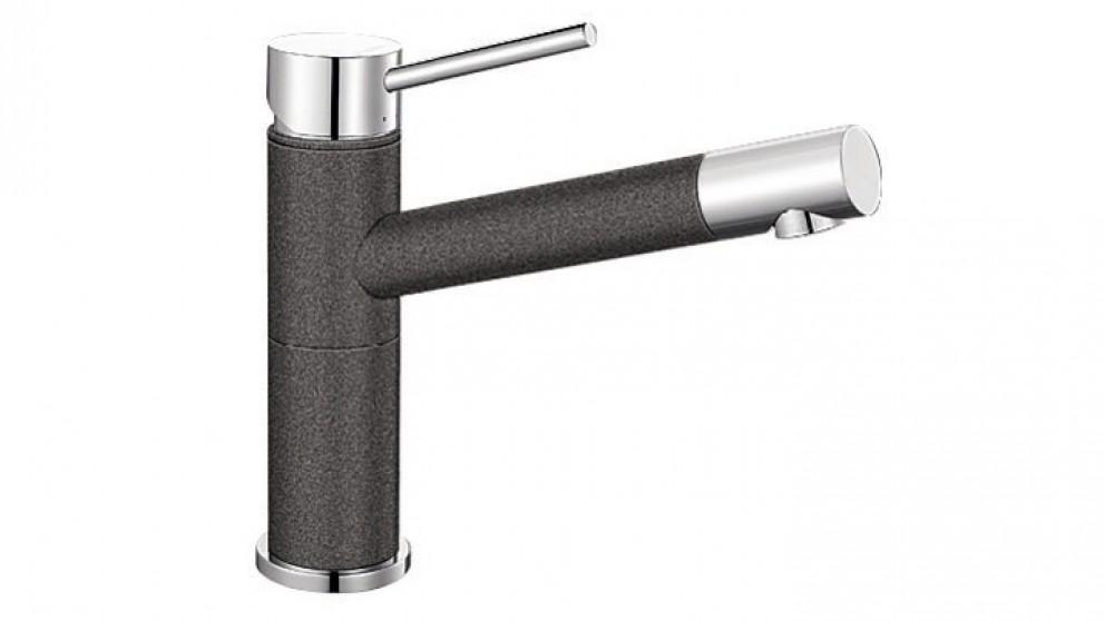 Blanco ALTA Single Lever Mixer Tap – Rock Grey