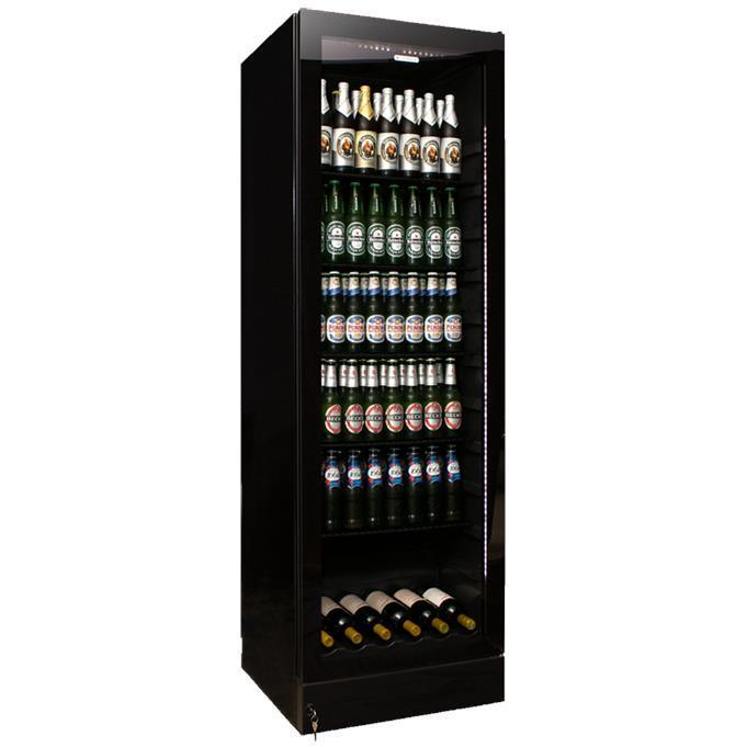 Vintec V190BVCBKLH 250 Beer-Bottle Beverage Centre
