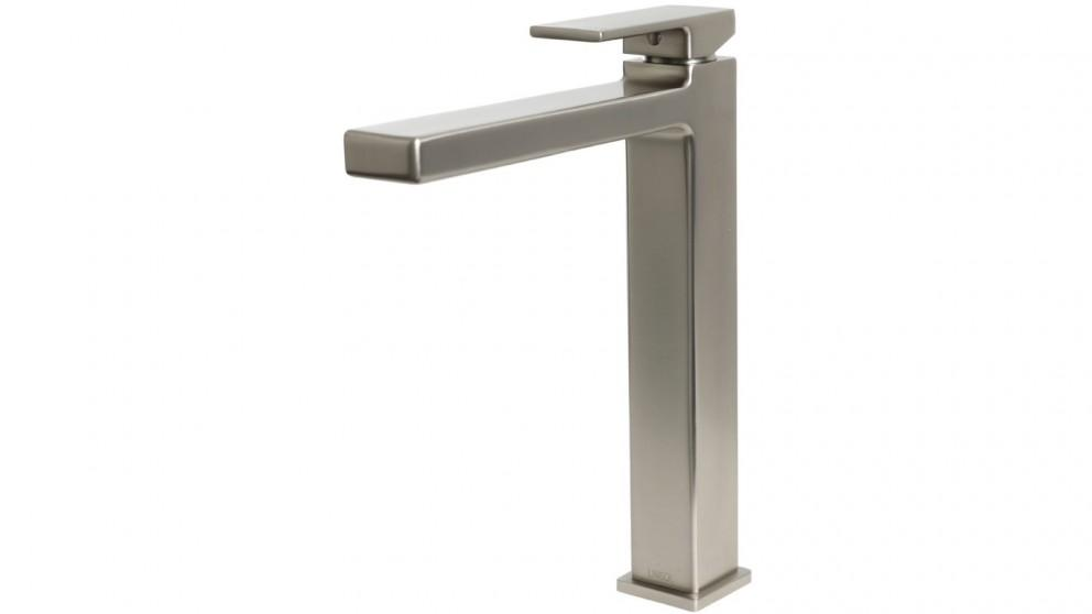 Linsol Joseph Tall Basin Mixer – Brushed Nickel