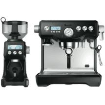 Breville Dynamic Duo Espresso Machine & Grinder