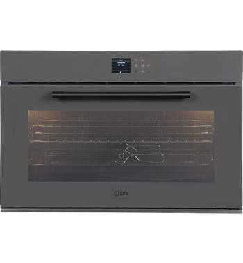 ILVE 90cm Grigio Lusso Series Electric Built-In Oven 900STCPGV