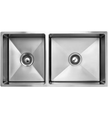 Arc ISKU9S1 Deluxe 1 and 3/4 Bowl Undermount Sink