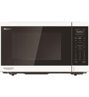 Sharp R890EW Smart Convection Microwave 1100W