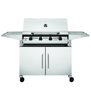 Beefeater BDMG424SA Discovery 1000ES 4 Burner Stainless Steel LPG BBQ