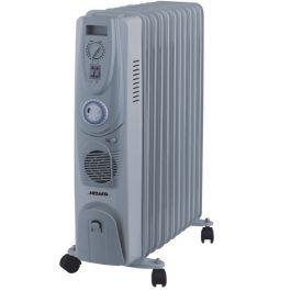 Heller Oil Column Heater  With Timer and Fan Assist 2400w