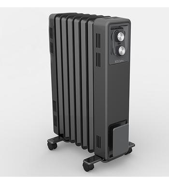Dimplex 1.5kW Oil Free Column Heater with Thermostat ECR15