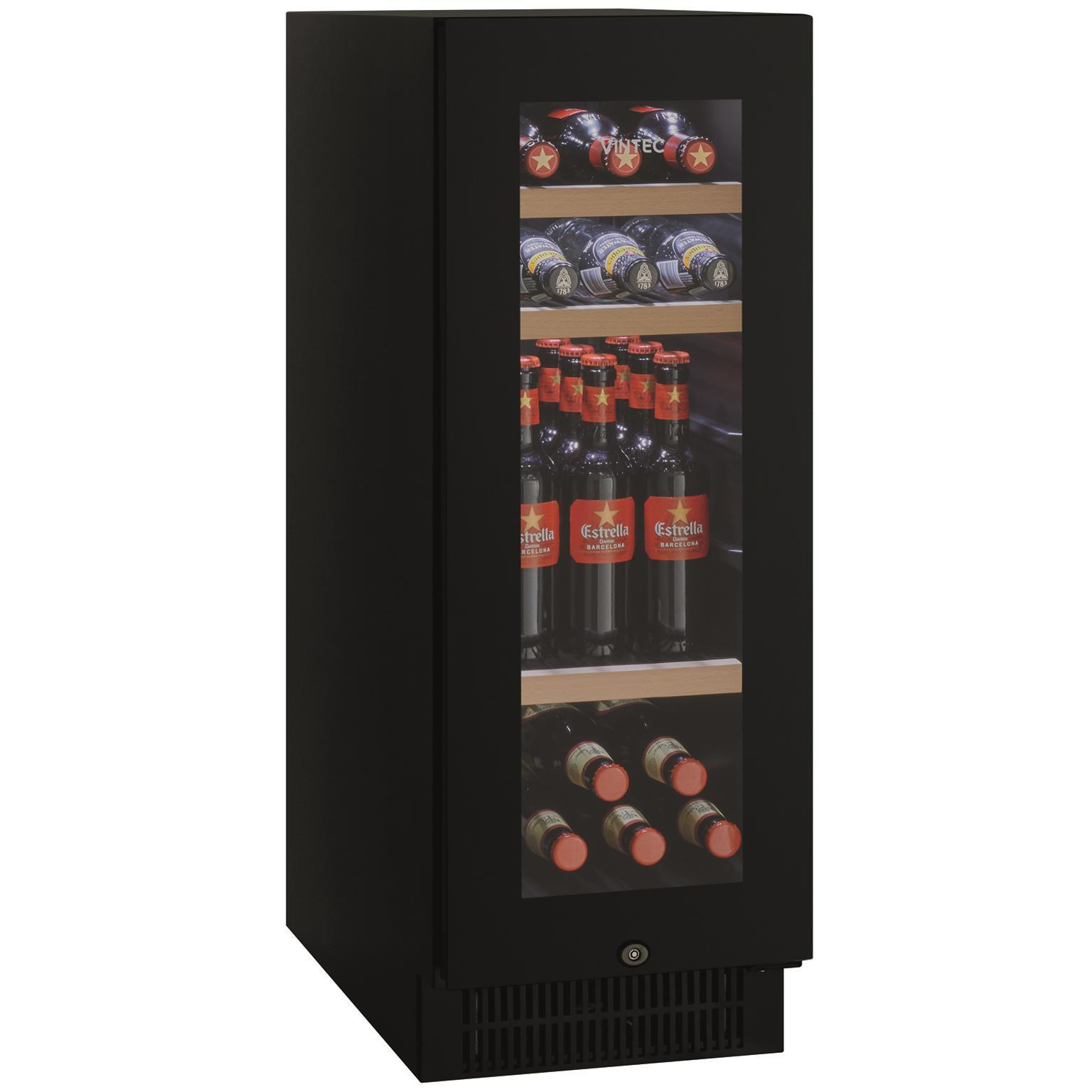Vintec VBS020SBAX 40 Beer-Bottle Beverage Centre
