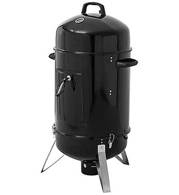 Charmate CBQ2006 370mm Lawson Smoker and BBQ Charcoal Fuel Smoker