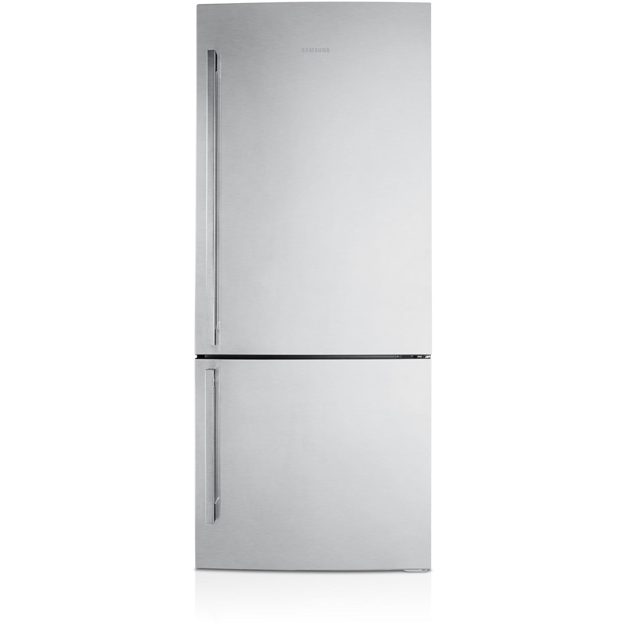 Samsung SRL458ELS 458L Bottom Mount Fridge (S/Steel)