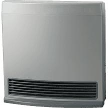 Rinnai Enduro 13 NG Silver Heater Unflued