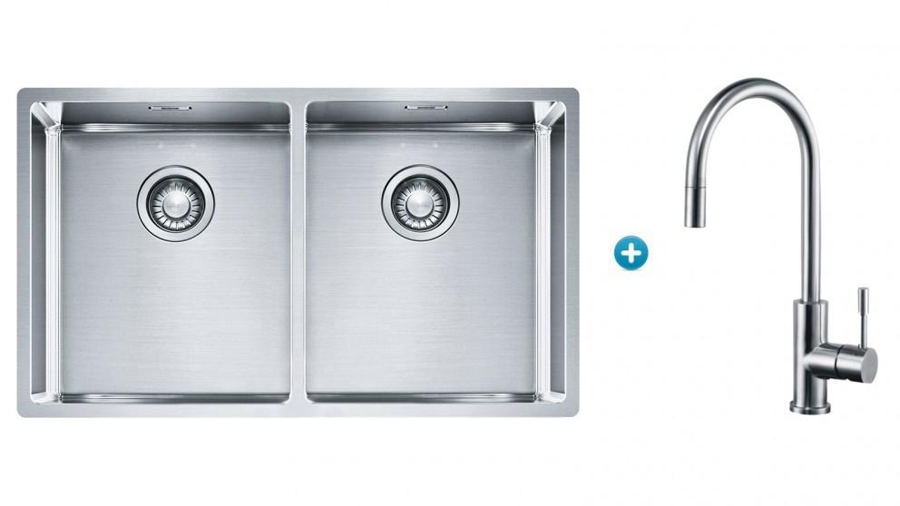 Franke Bolero Double Sink Package