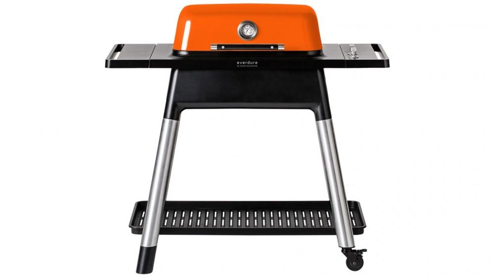 Everdure by Heston Blumenthal Force 2 Burner BBQ with stand – Orange