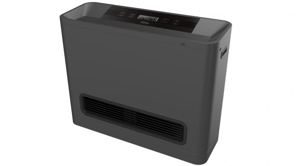 Omega Altise 25MJ Natural Gas Convection Heater – Graphite
