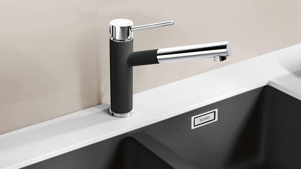 Blanco Altas Pull-Out Spray Tap – Anthracite