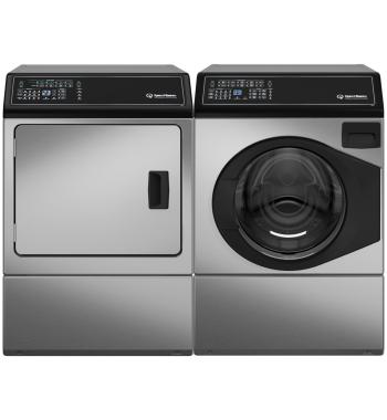 Speed Queen Washer and Dryer AFNE9BAN01ADEE9BS