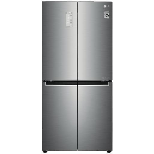 LG GF-B590PL 594L Slim French Door Fridge (Stainless Finish)