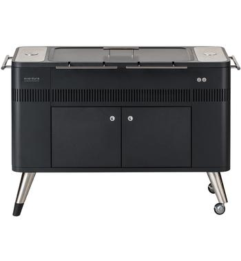 HBCE2B Hub™ Electric Ignition Charcoal BBQ
