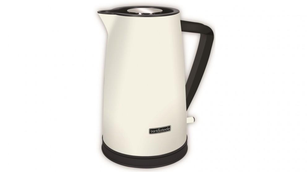 Trent and Steele 1.7L Kettle – White