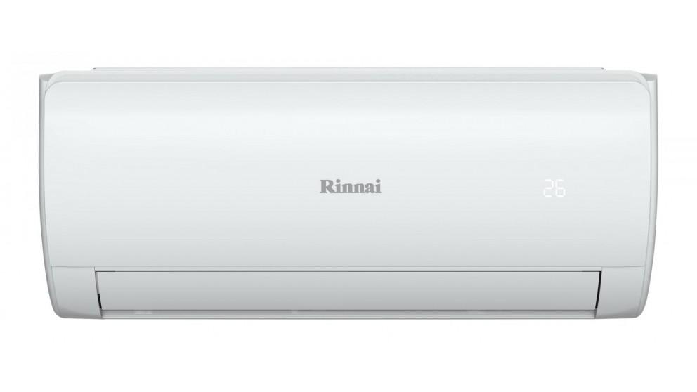 Rinnai 2.5kW Inverter Split System Reverse Cycle Air Conditioner