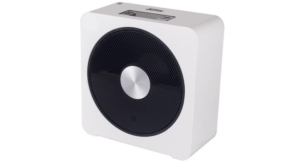 Omega Altise 2400W Portable Ceramic Heater with Electronic Control Timer – White