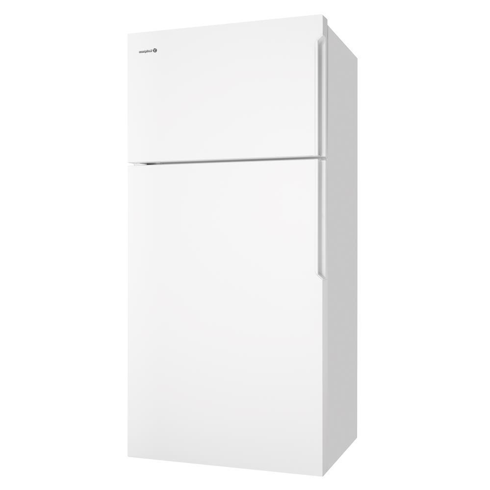 Westinghouse WTB5400WB 536L Top Mount Fridge (White) [Left]