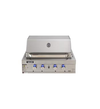 Euro Appliances EAL900RBQ 4 Burner Built In BBQ