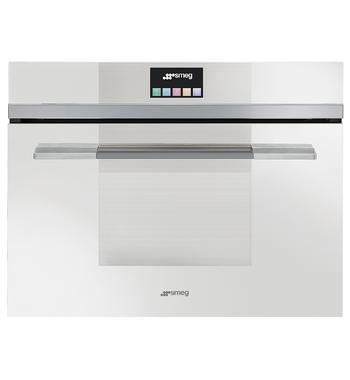 Smeg SFA4140VCB 60cm Linear Aesthetic Combi-Steam Oven