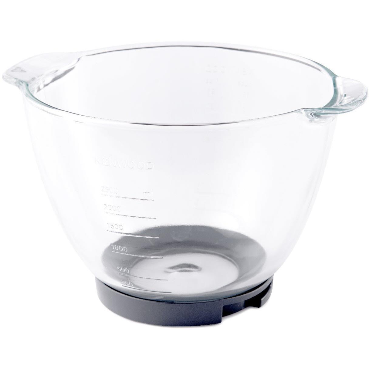 Kenwood KAT550GL Chef Sense Glass Bowl