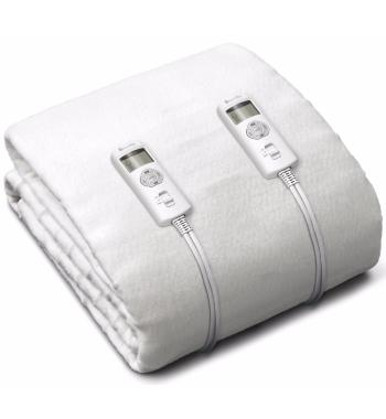 Breville Queen Fitted Electric Blanket BZB437WHT