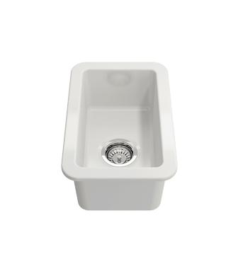 Turner Hasting CU30FS Cuisine 30 Single Bowl Inset and Undermount Sink